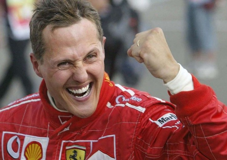 ¡Por fin ya despertó Schumacher!