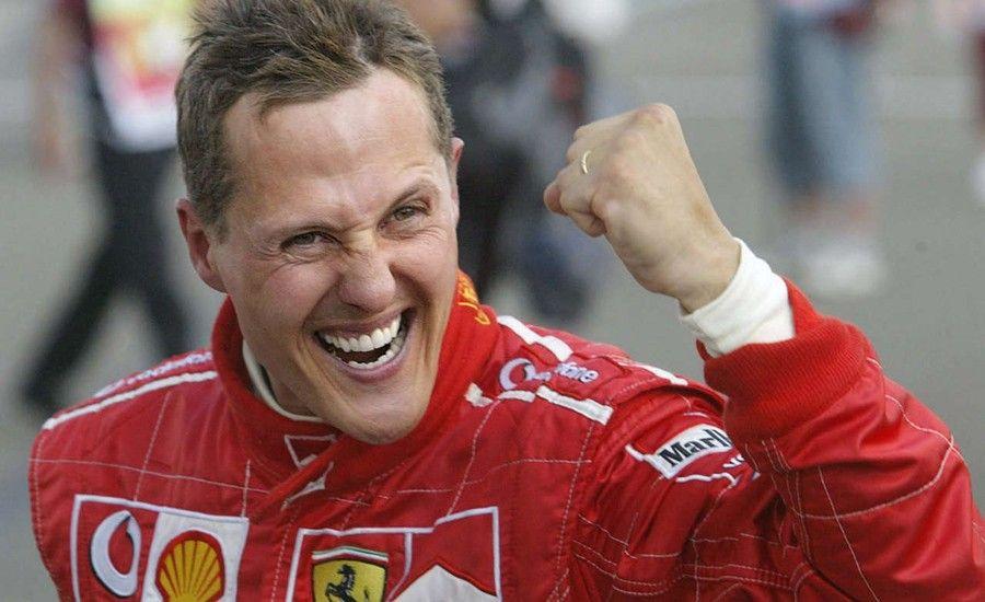 Michael Schumacher Ya Desperto