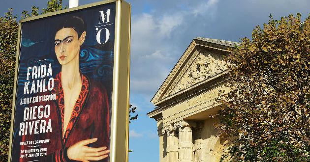 Bate récord de asistencia exposición Kahlo-Rivera