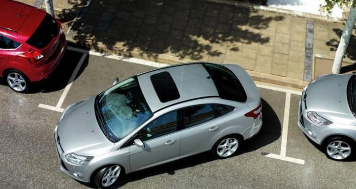 El automóvil del futuro se estacionará solo