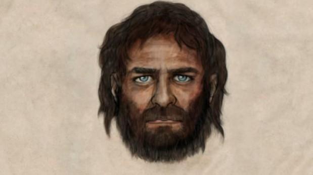 Los europeos de hace 7 mil años eran morenos de ojos azules