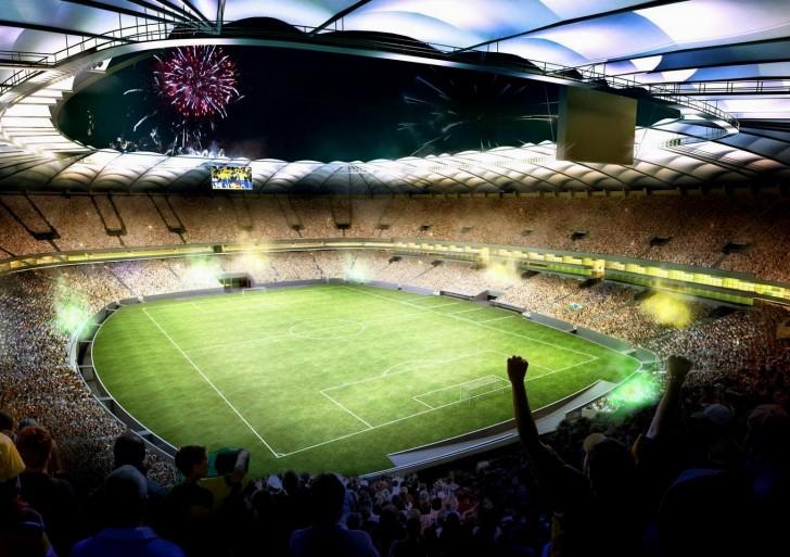 Invierte Brasil el triple de lo estimado para el Mundial