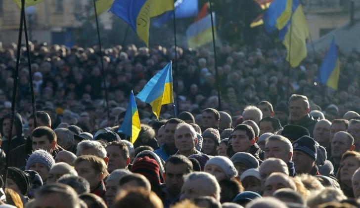 Se resigna el gobierno ucraniano