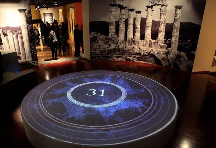 Llega muestra sobre la Grecia Antigua al Museo de Antropología
