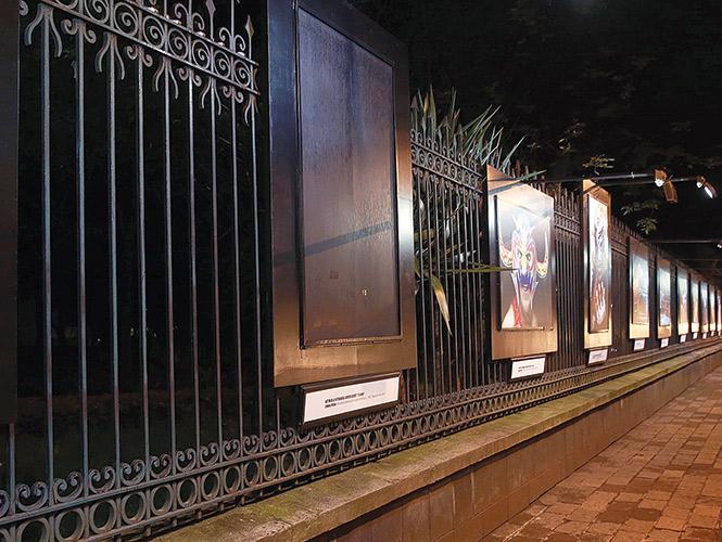 Exposición fotográfica «Ruta de Gigantes» en Chapultepec