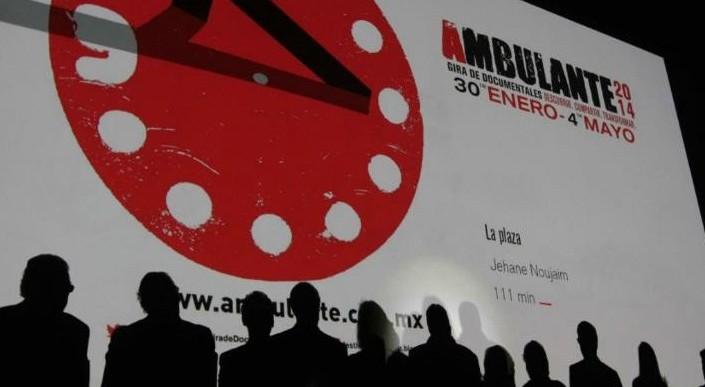 Inauguran Festival de Cine Ambulante