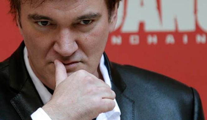 Se filtra el guión de la nueva película de Tarantino