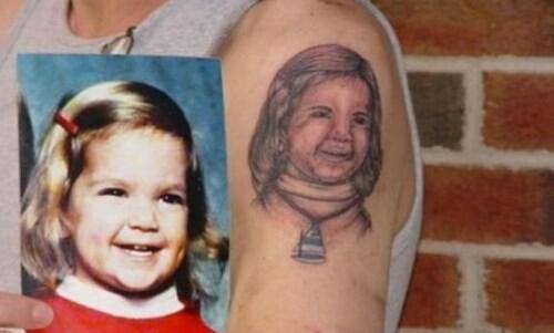 Se busca el tatuaje más feo