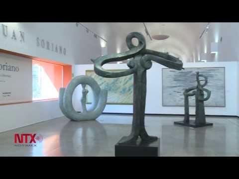 """Exposición: «Juan Soriano: Abstracción en libertad"""""""