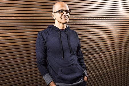 Microsoft podrá ganar más por su director ejecutivo que por sus productos