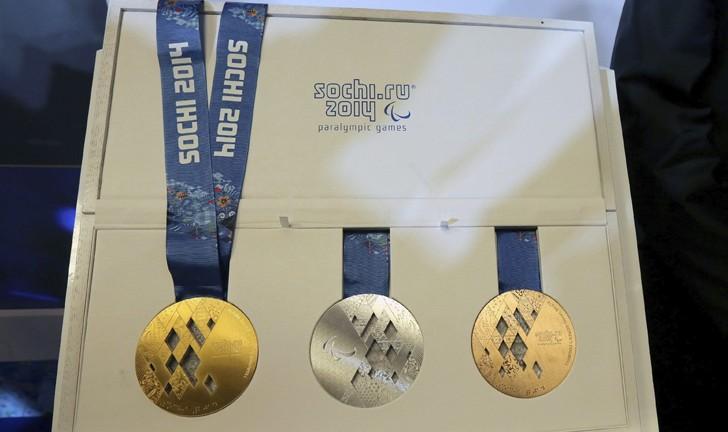 Sochi tendrá las medallas más grandes de la historia
