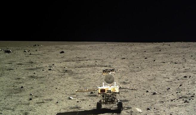 Yuta recobra vida en la Luna