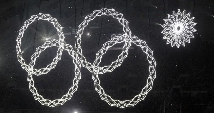 Deslumbrante ceremonia de inauguración en Juegos de Sochi