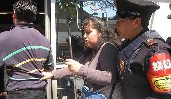 Libres los vagoneros detenidos