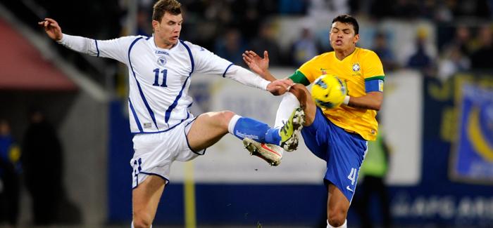 Bosnia-Herzegovina calificó a Brasil 2014