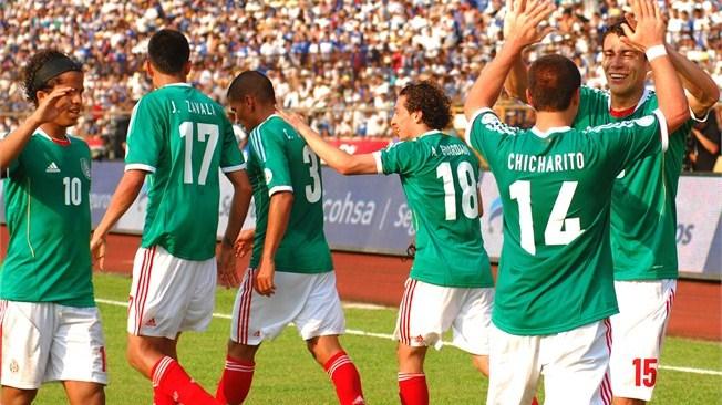 México está sobrado en rivales