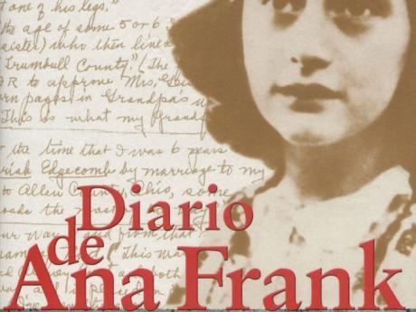 Destrozan más de 200 copias de «El diario de Ana Frank»