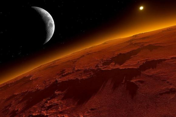 Grupo islámico prohíbe a musulmanes viajar a Marte