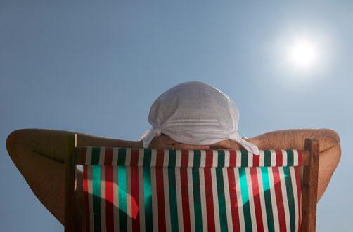 Cuidado con el exceso de sol en tu piel