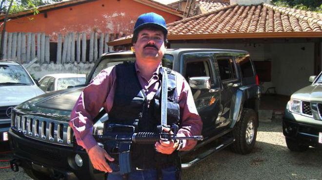 """""""El Chapo"""" Guzmán, el capo más buscado en el mundo"""