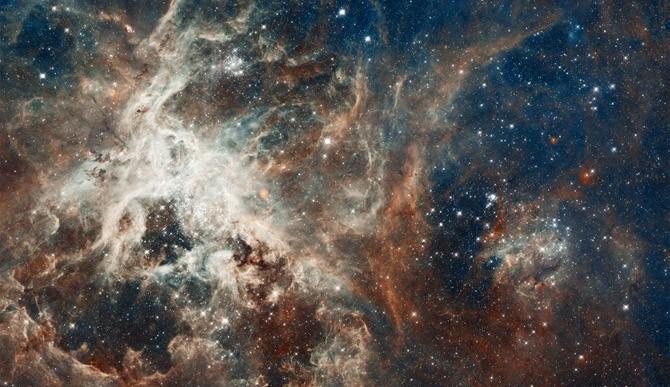 ¿Cuál es el objeto más grande del Universo?