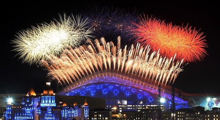 Clausuran los Juegos Olímpicos de Invierno en Sochi