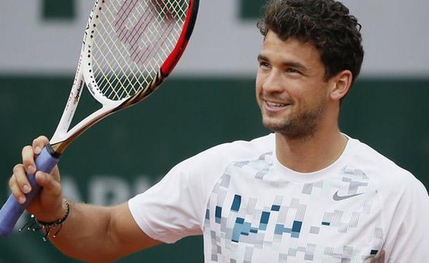 Dimitrov motivado por jugar el Abierto Mexicano de Tenis