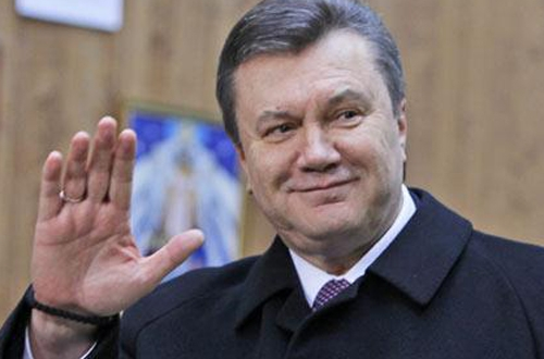 Emiten orden de arresto contra presidente de Ucrania