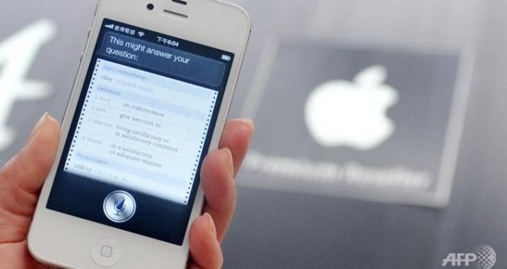 Apple demanda al gobierno chino por Siri