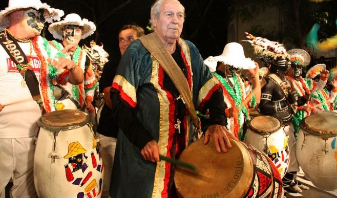 Muere el artista Carlos Páez Vilaró
