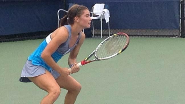Termina sueño de tenista mexicana en Abierto de Acapulco
