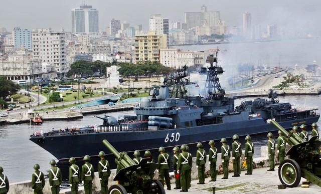 Rusia busca mayor presencia militar en Latinoamerica