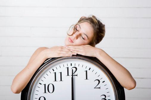 Dime cuántos años tienes y te diré cuántas horas deberías dormir