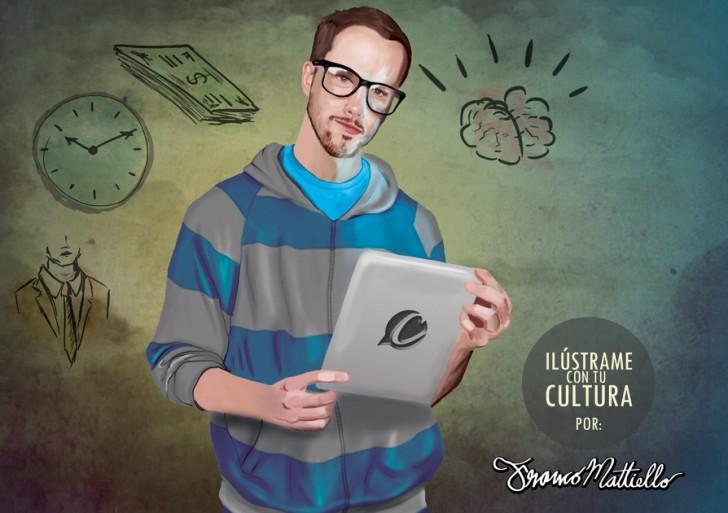 Ilústrame con tu cultura: La soledad y el internet