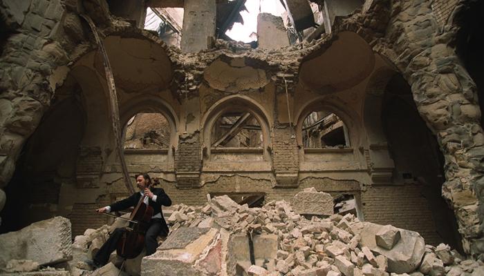 Ecos del Pasado: El sito a Sarajevo