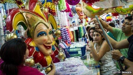 La economía de Brasil crece el doble de rápido de lo esperado