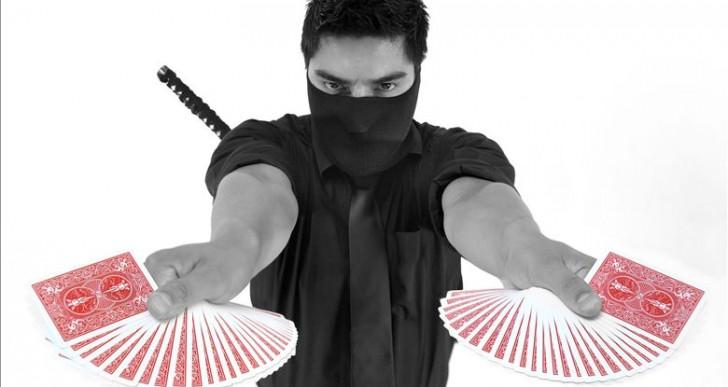 No creerás lo que este Ninja es capaz de realizar