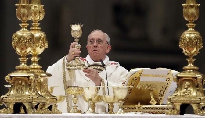 El Vaticano: campeón del mundo en consumo de vino