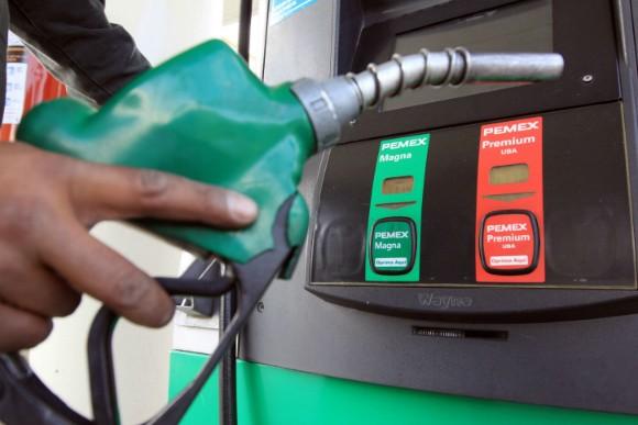¿En cuánto está la gasolina a partir de hoy?