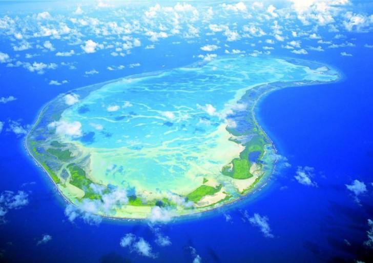 Un paraíso superpoblado amenazado por el mar