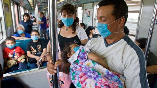 Suben a 255 los muertos por gripe