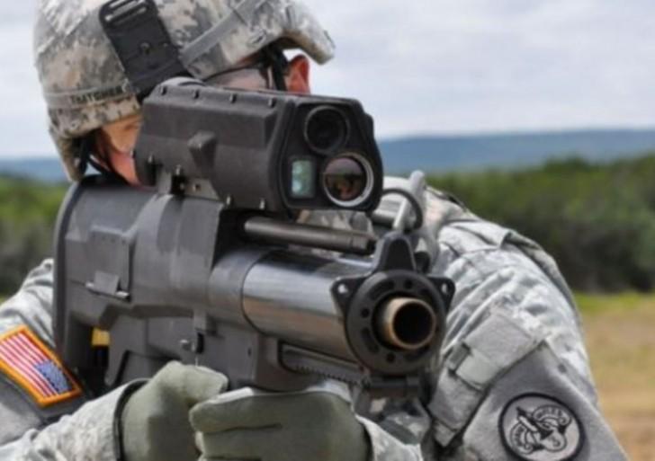 Rifles y balas cada vez más inteligentes