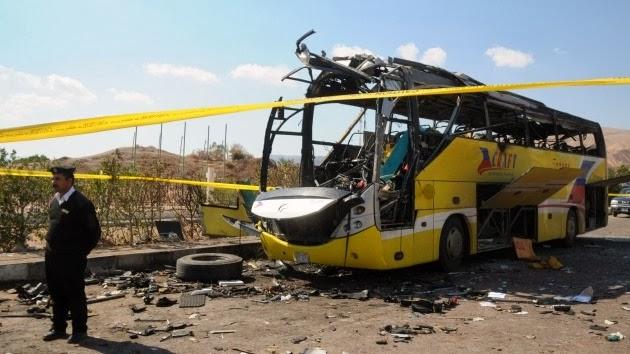 Turistas deberán dejar Egipto o serán atacados