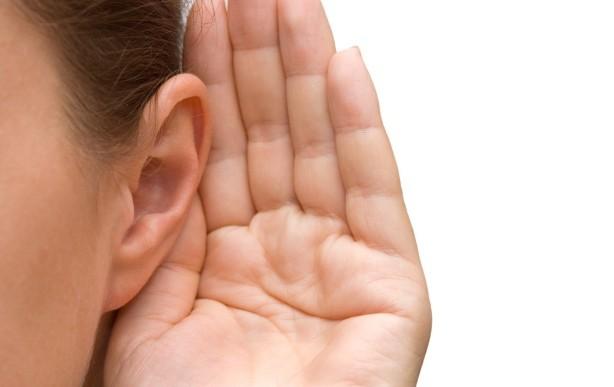Ceguera temporal puede mejorar la audición