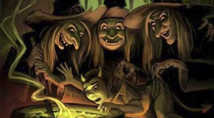 Ecos del Pasado: El origen de las brujas