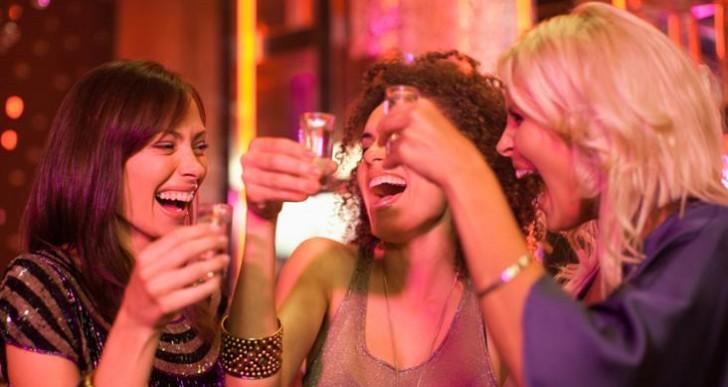 Anti San Valentín: las chicas sólo quieren divertirse