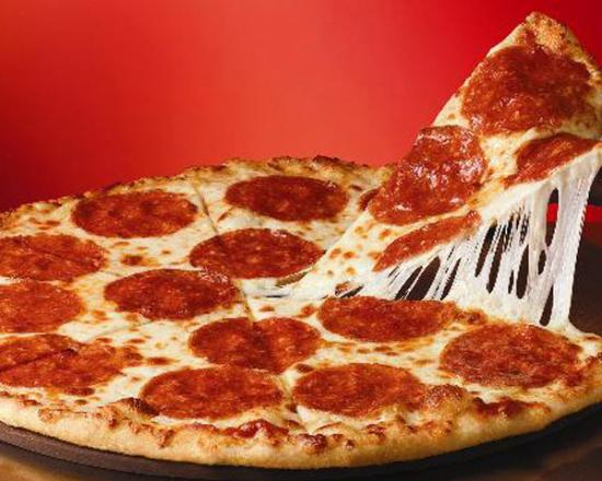EUA y la pizza: una historia de amor