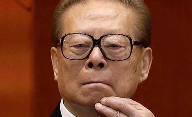 Orden de detención contra ex presidente de China