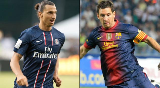 Victorias del Barcelona y Paris Saint Germain en el Champions