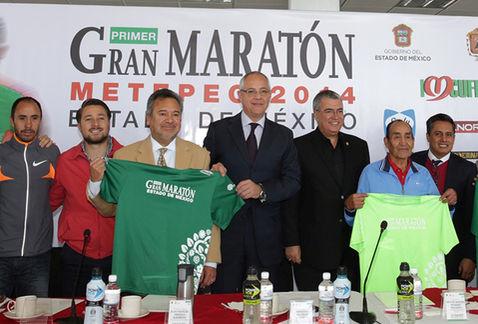 Primer Gran Maratón Metepec 2014